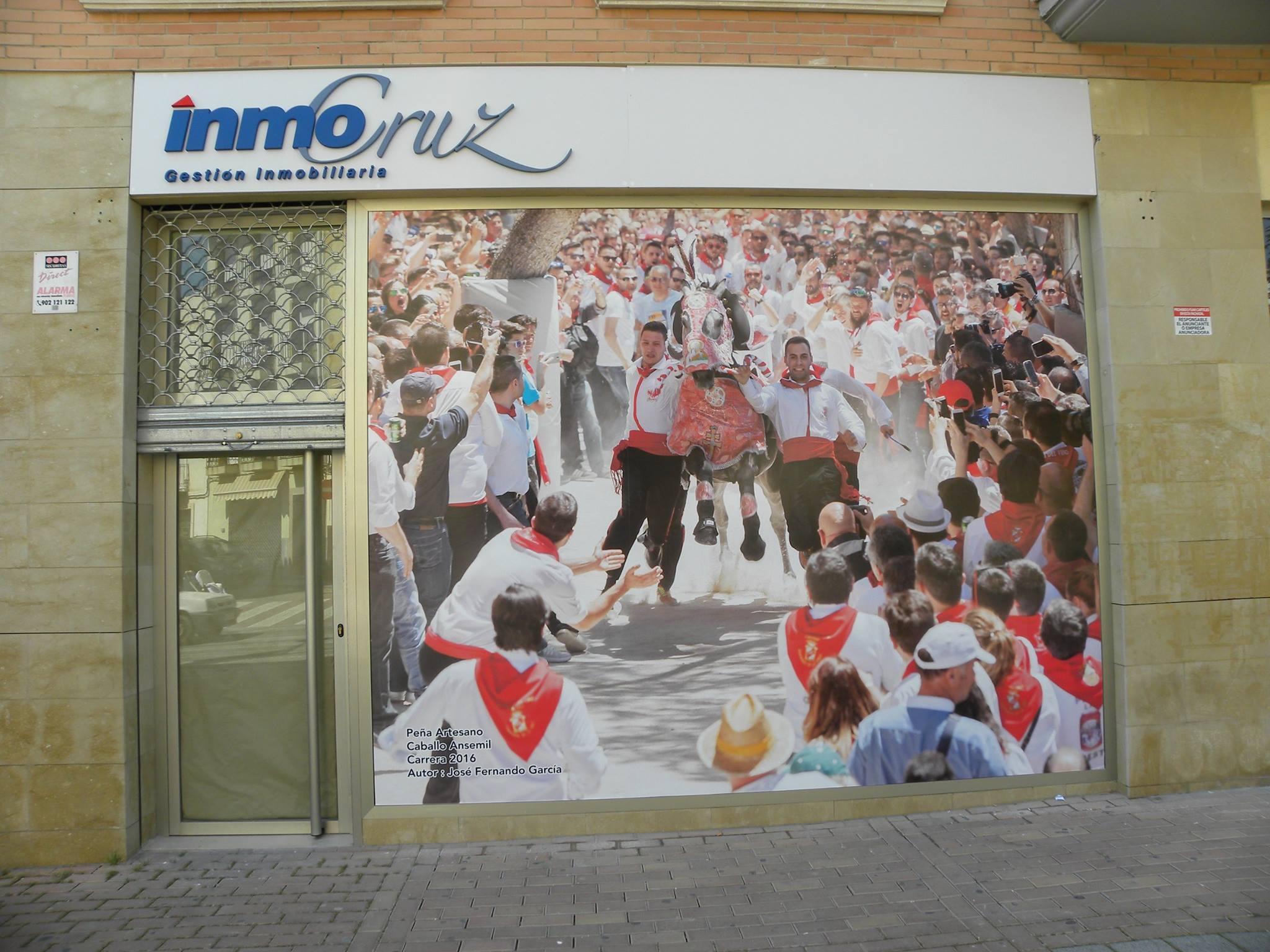 La web de Inmocruz