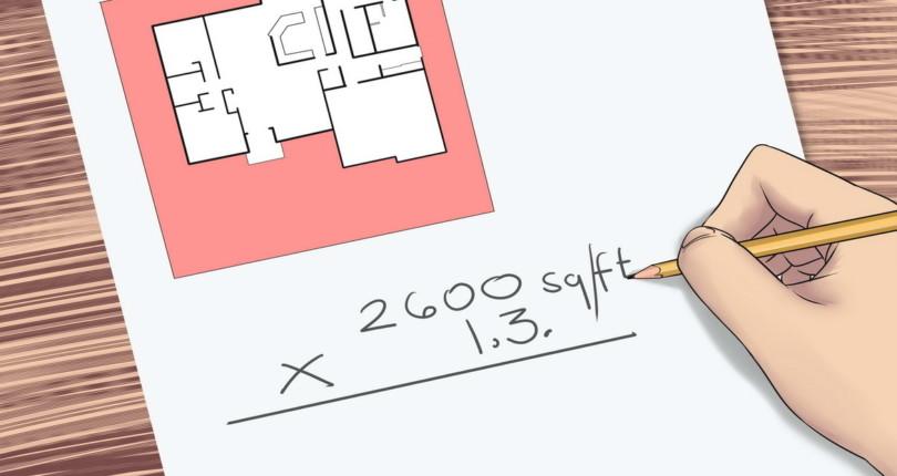 Aprende a medir la superficie real de tu casa