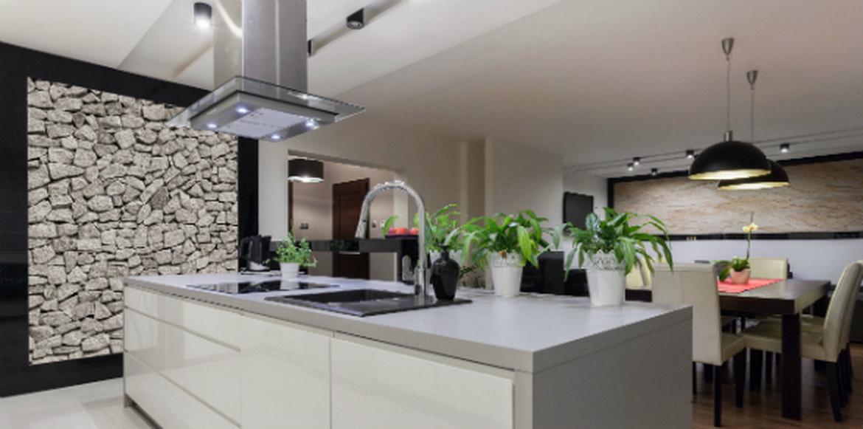 Las cocinas abiertas, son tendencia en el hogar