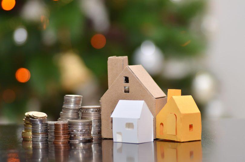 El precio medio de la vivienda de segunda mano en España