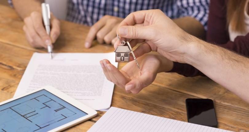 Declarar la venta de una casa heredada