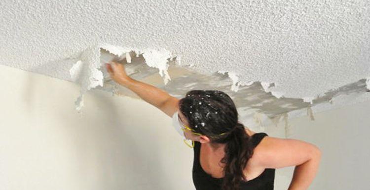 Estos consejos prácticos te ayudarán a quitar gotelé el  para siempre de tus paredes