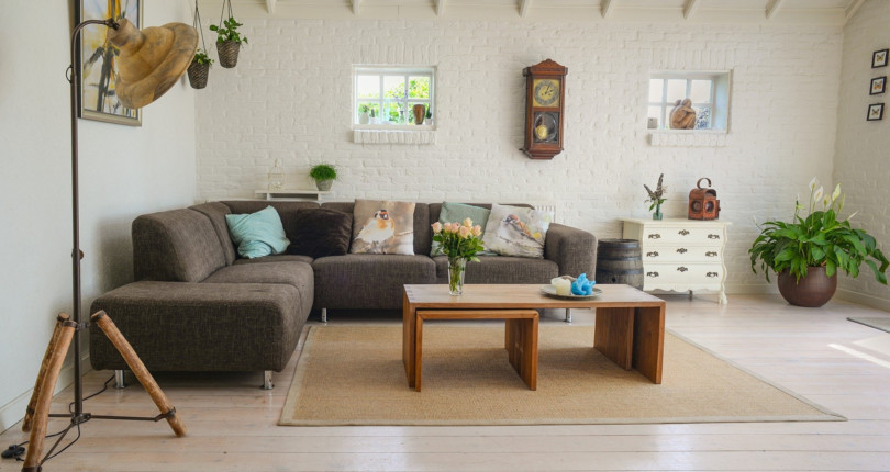 Dale un nuevo aire a tu casa decorando las paredes